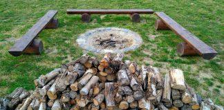 Bonfire in nova ves